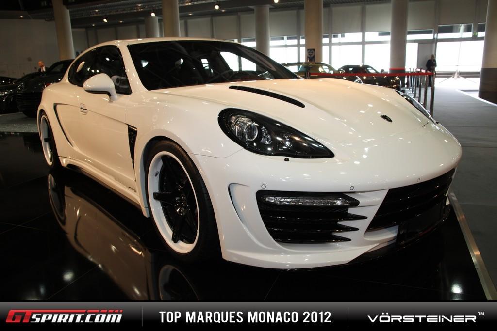 Monaco 2012 Top Car Panamera Stingray GTR Photo 1