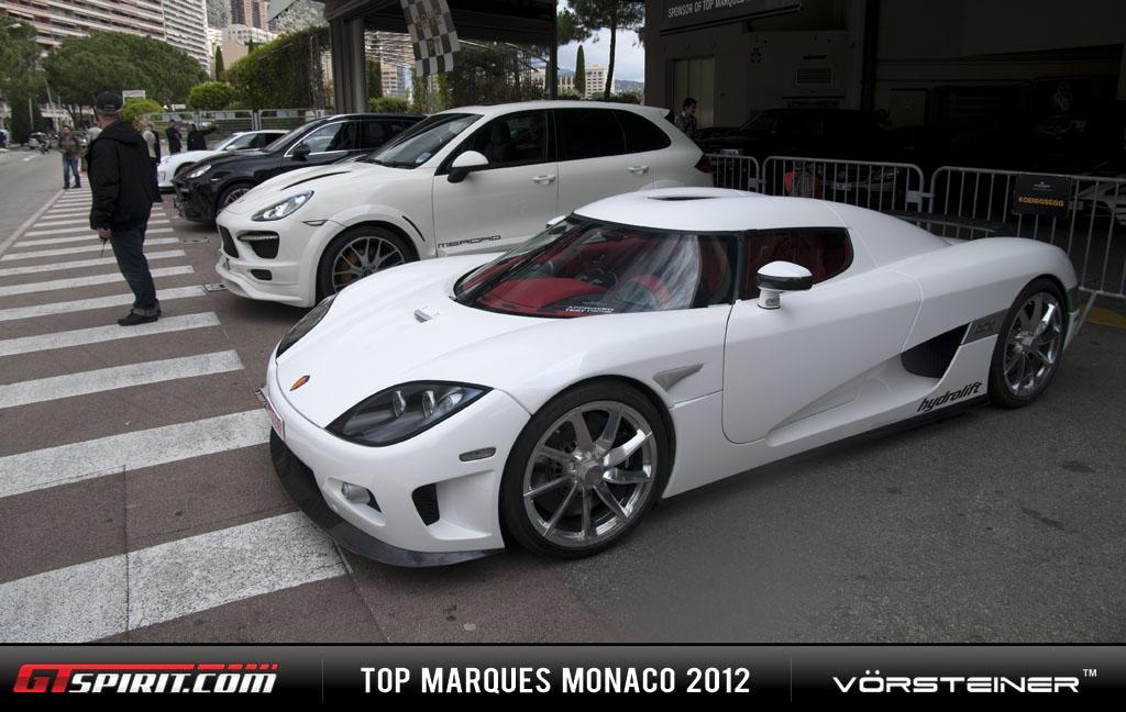 Monaco 2012 Test Drive Pit Photo 1
