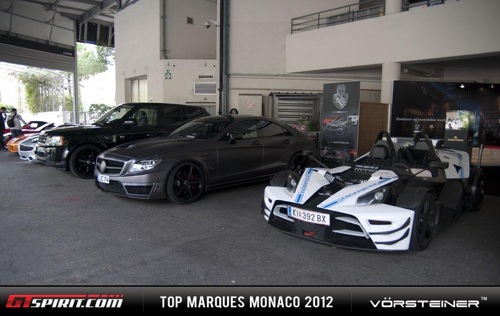 Monaco 2012 Test Drive Pit Photo 2