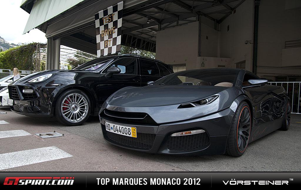 Monaco 2012 Test Drive Pit Photo 4