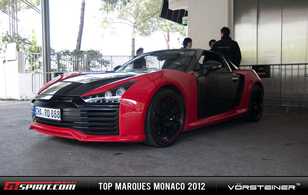 Monaco 2012 Test Drive Pit Photo 7