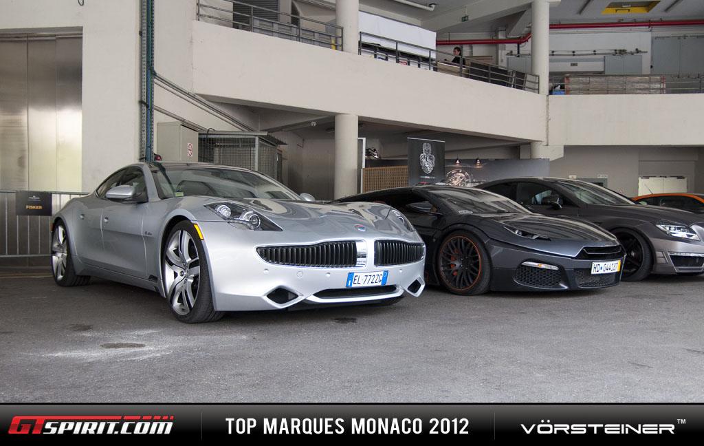 Monaco 2012 Test Drive Pit Photo 12