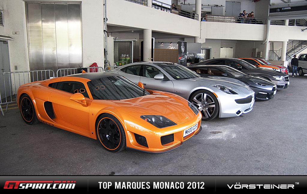 Monaco 2012 Test Drive Pit Photo 15