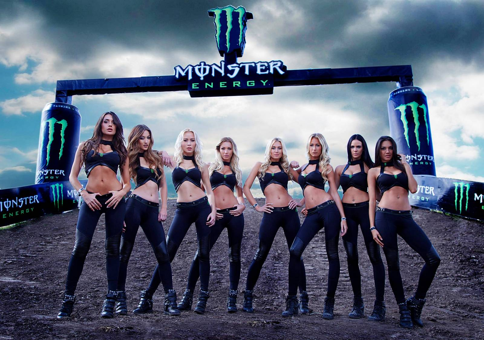 Miss monster energy naked pics sexy pic