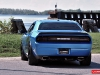 Moparized Dodge Challenger with Dual Oracle Halos