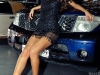 Moscow Tuning Show 2011 Girls