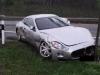 Maserati GranTurismo Crash