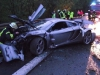 McLaren MP4-12C Crash