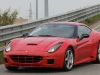 New Spyshots Show Turbocharged Ferrari California Testing Again