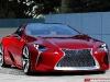 New Lexus LF-LC Pictures