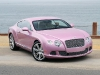 New 2012 Bentley Continental GT in Passion Pink
