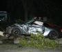 Nissan GT-R Crash in Bucharest