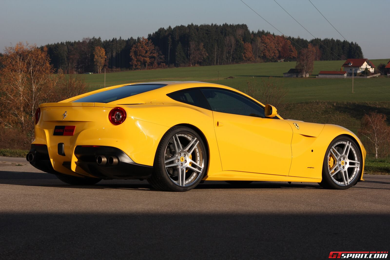 official novitec rosso ferrari f12 berlinetta gtspirit. Black Bedroom Furniture Sets. Home Design Ideas