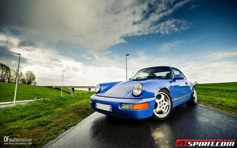 Фотографии Porsche от Orange Frenzy
