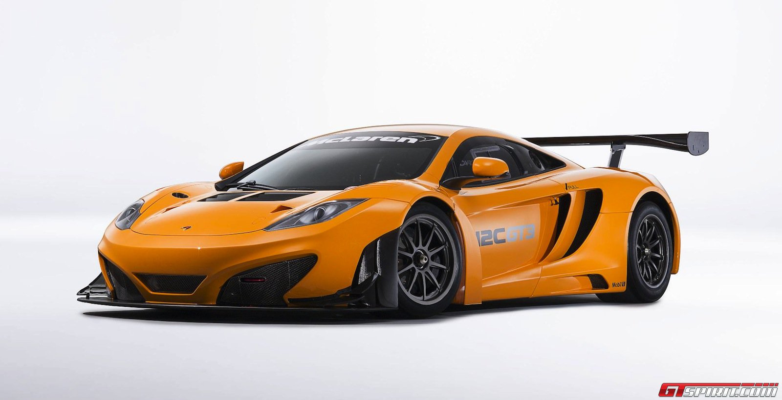 2013 mclaren mp4 12c gt3 official 2013 mclaren 12c gt3. Black Bedroom Furniture Sets. Home Design Ideas