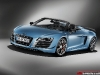Official Audi R8 GT Spyder