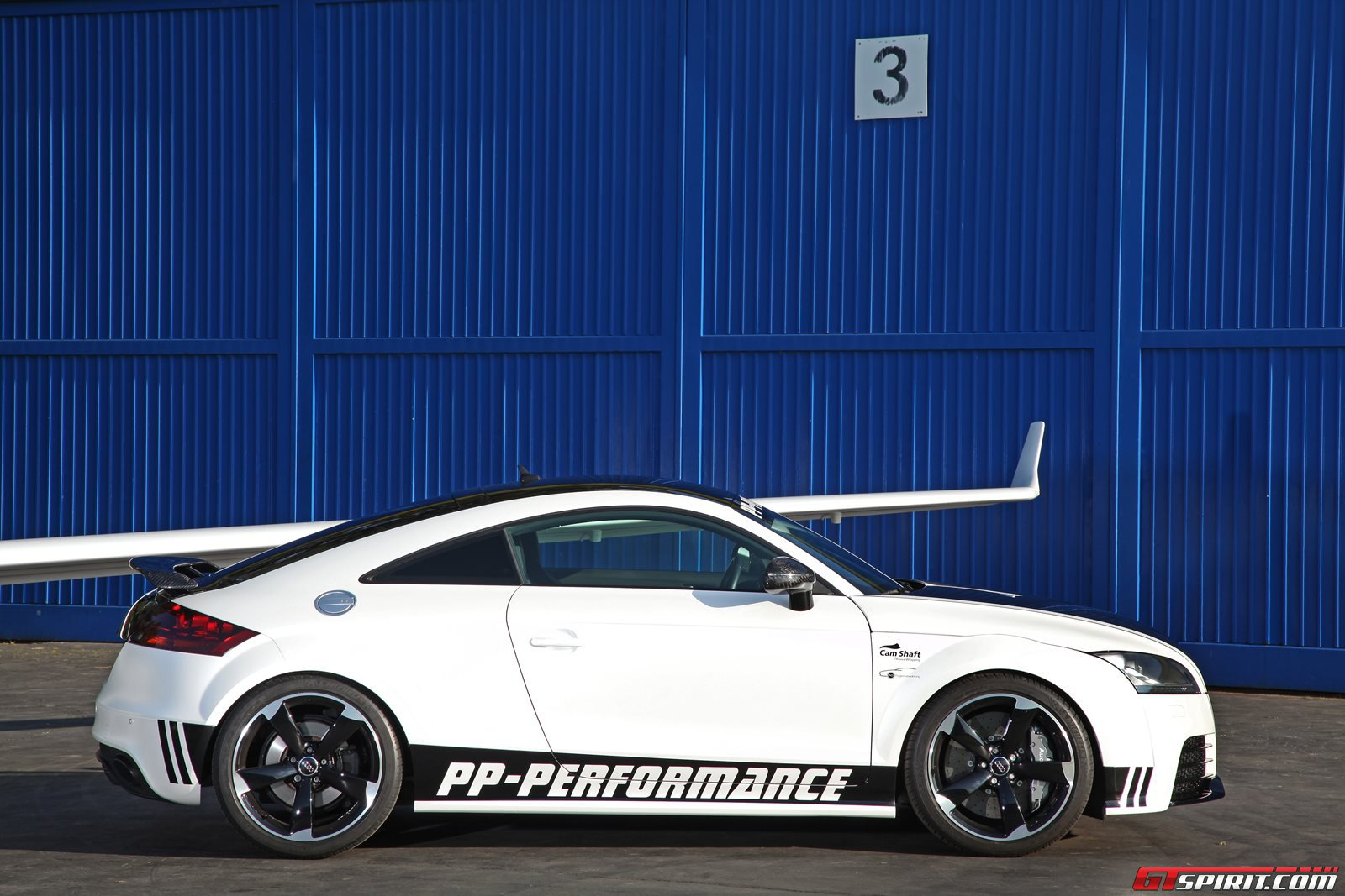 Official Audi Tt Rs By Pp Performance And Cam Shaft Gtspirit 2013 audi tt rs by pp performance