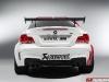 BMW 1 M Coupé Moto GP Safety Car