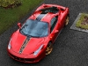 Official Ferrari 458 Italia 20th Anniversary Special Edition - China Only 002