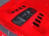 Ferrari 458 Spider Engine Glass Cover by Capristo