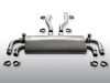 Gemballa Exhaust System for Porsche Cayenne