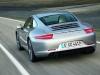 2012 Porsche 991 911 Carrera Rear
