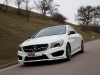 KW coilovers for Mercedes-Benz CLA-class