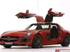 Mercedes-Benz SLS AMG Widestar by Brabus