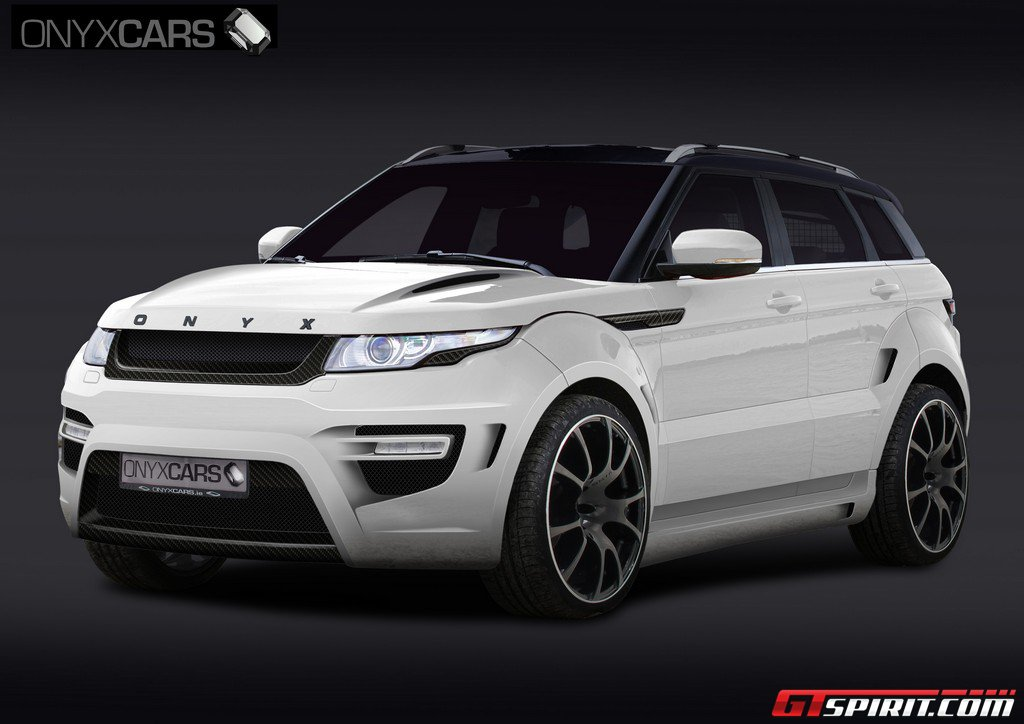 onyx releases evoque body kit. Black Bedroom Furniture Sets. Home Design Ideas