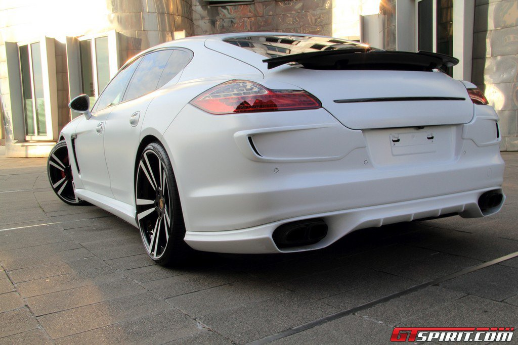 official porsche panamera gts white storm edition by anderson germany 004 - Porsche Panamera Black And White
