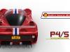 Official Rendering: Ferrari P4/5 Competizione