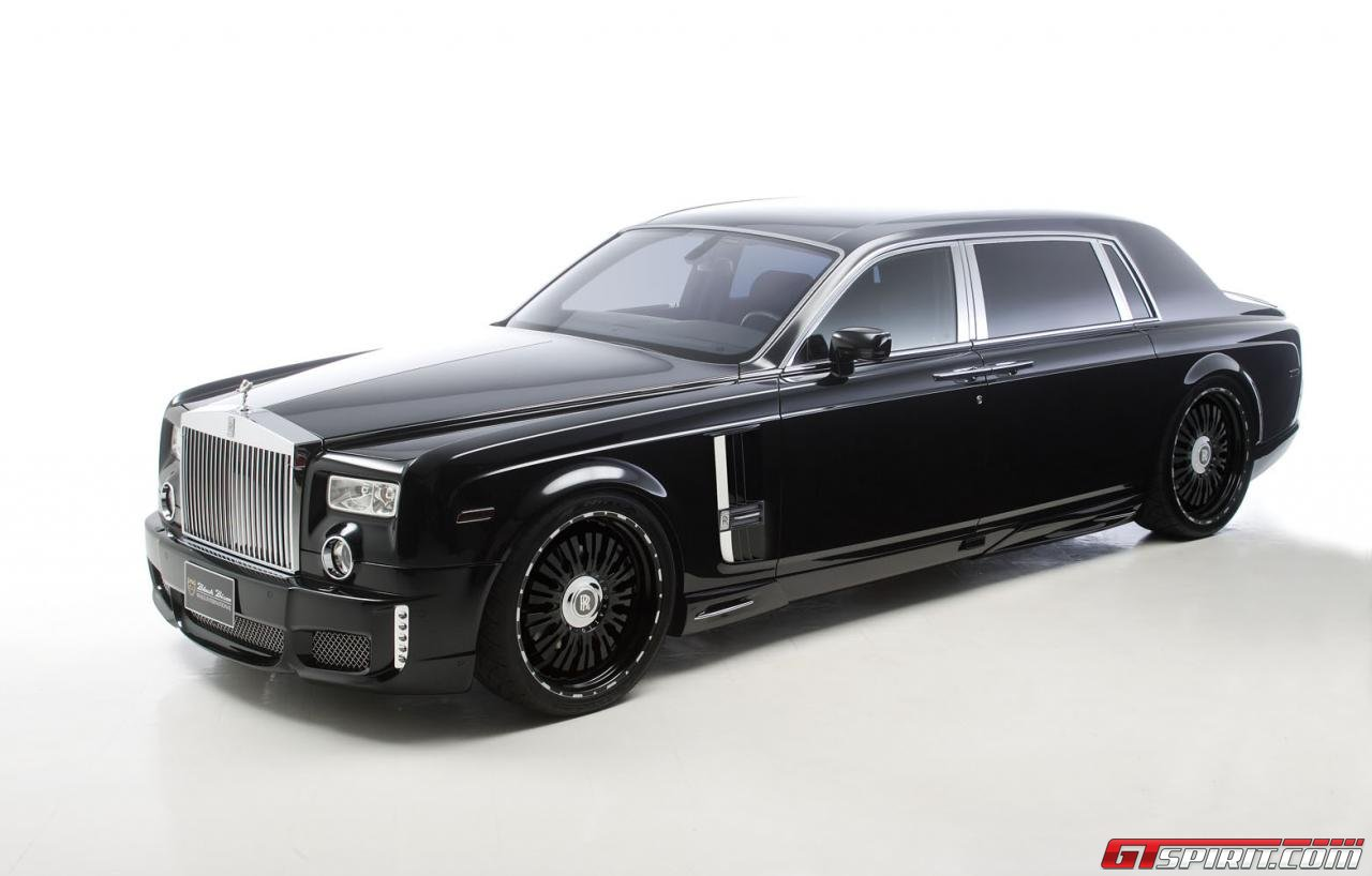 Wald International Rolls Royce Ghost Black Bison Jpg Pictures to pin ...