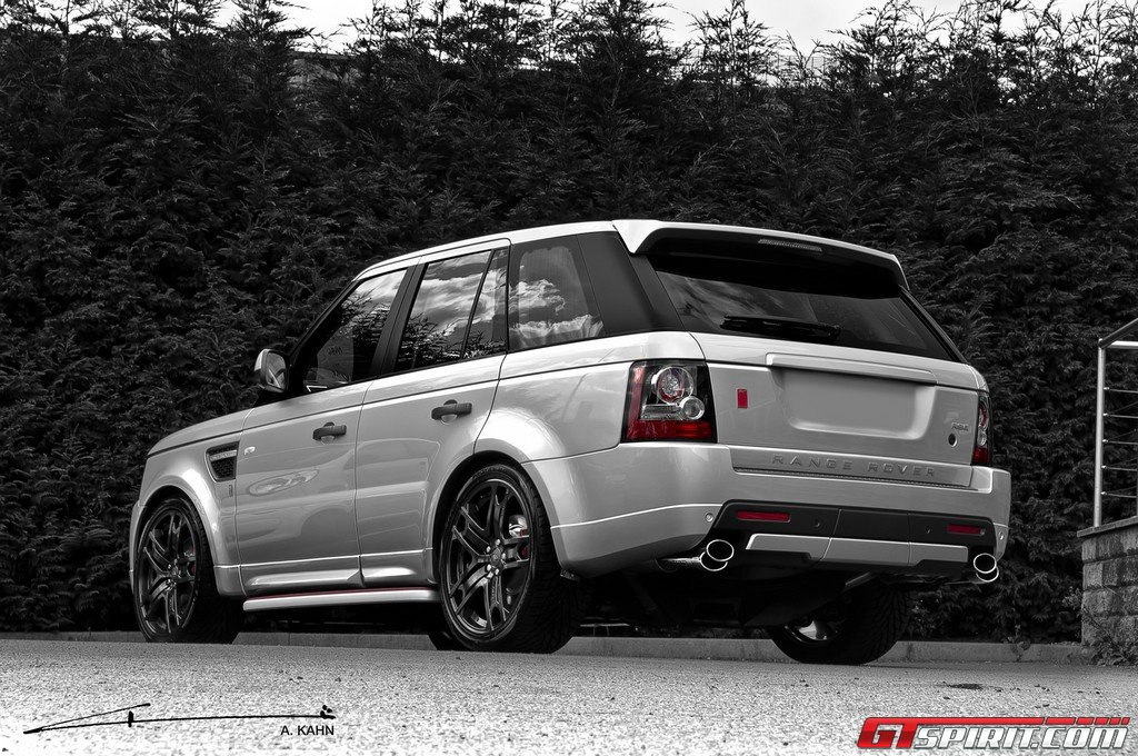 official 2011 range rover autobiography by project kahn. Black Bedroom Furniture Sets. Home Design Ideas