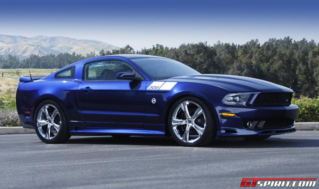 official 2011 sms 302 ford mustang. Black Bedroom Furniture Sets. Home Design Ideas