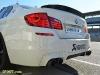 Official 2012 BMW F10M M5 Safety Car for MotoGP