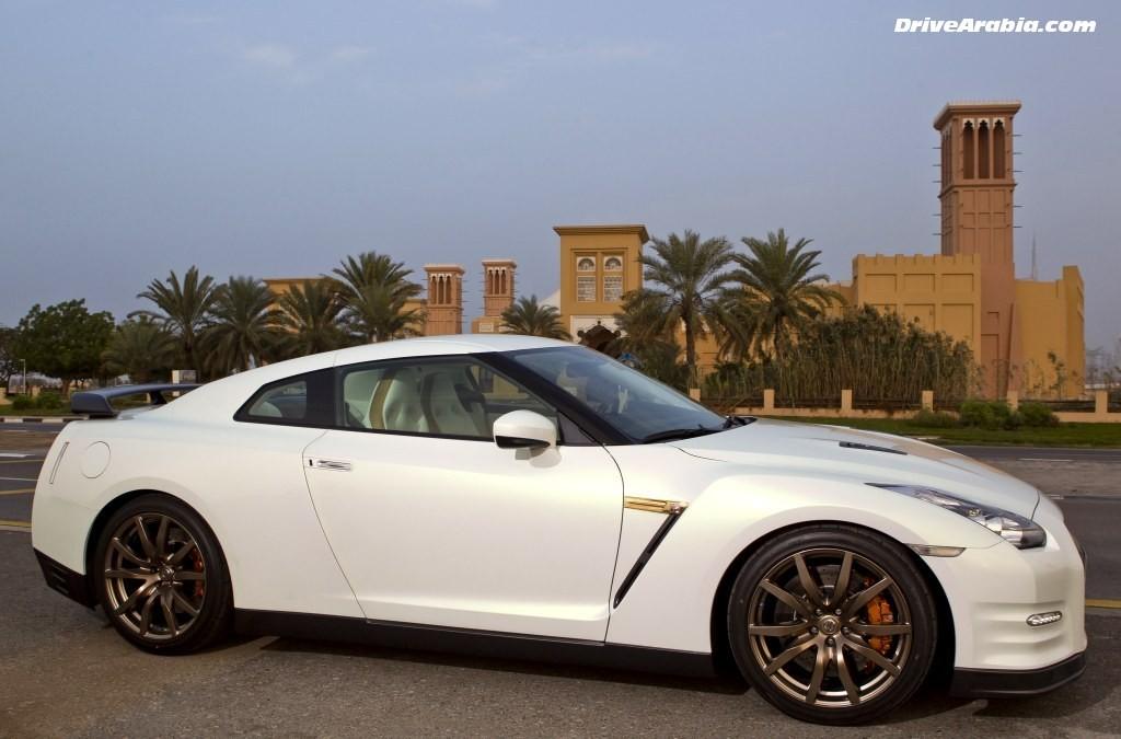 Nissan GT-R VVIP