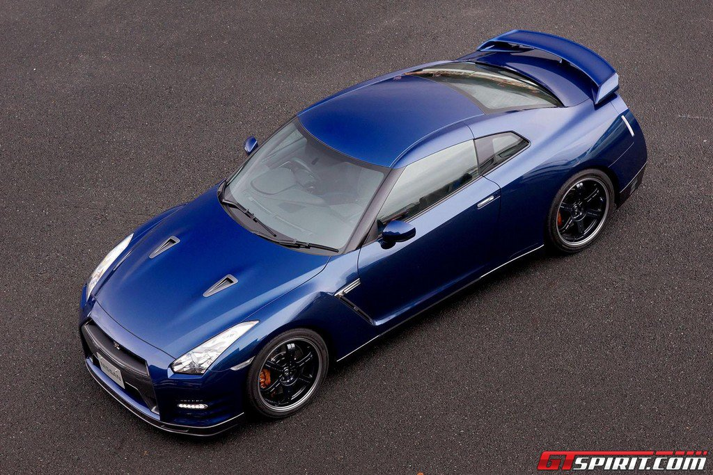 Official Nissan GT-R Track Pack - UK Only