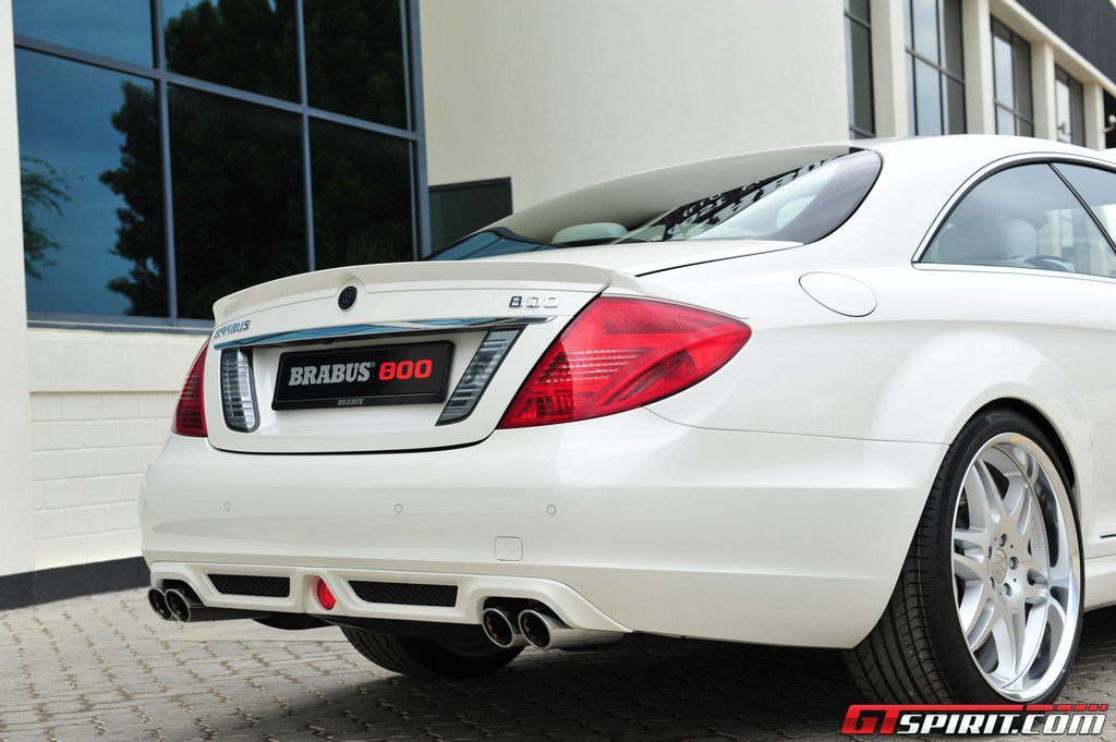 800 hp brabus cl v12 800 coupe forums. Black Bedroom Furniture Sets. Home Design Ideas