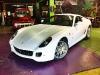 Ferrari 599 GTB New White Satin Wrap by Dartz