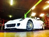 Ferrari 599 GTB New White Satin Wrap by Dartz