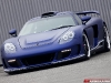Official Gemballa Mirage GT Matt Blue Edition