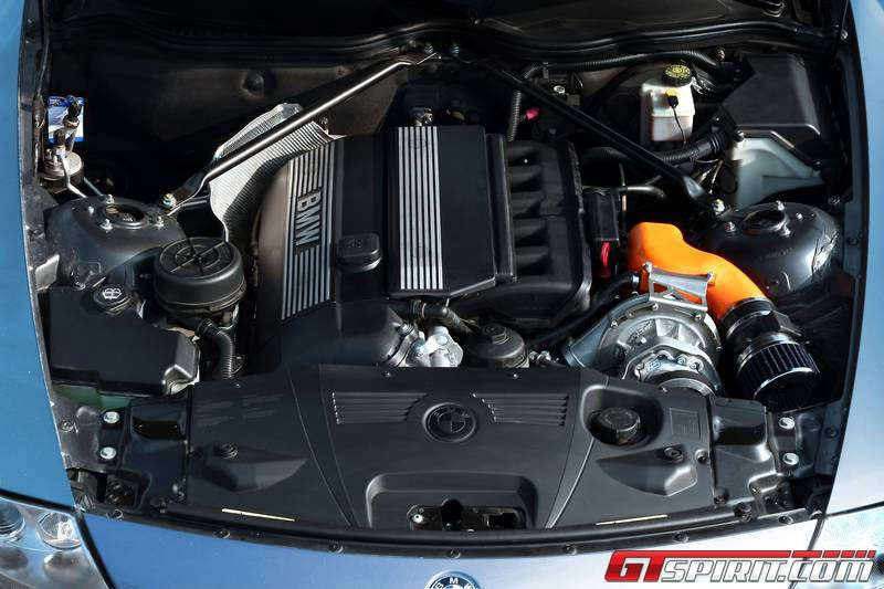 Bmw Z4 G Power Supercharger