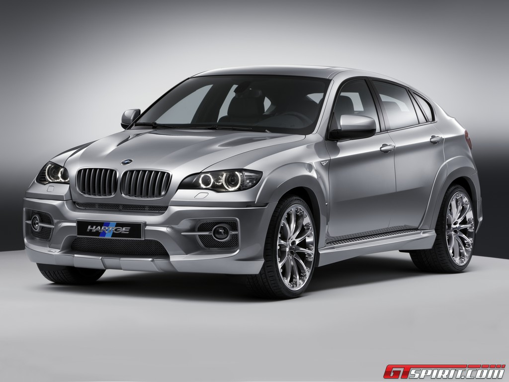 Official: Hartge BMW X6