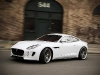 Official Jaguar C-X16 Concept in White