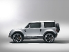 Official Land Rover DC100 Defender Concept