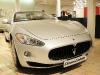 Official Maserati GranCabrio Sport Poltrona Frau
