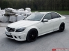 Official Mercedes-Benz C63 AMG by mcchip-dkr