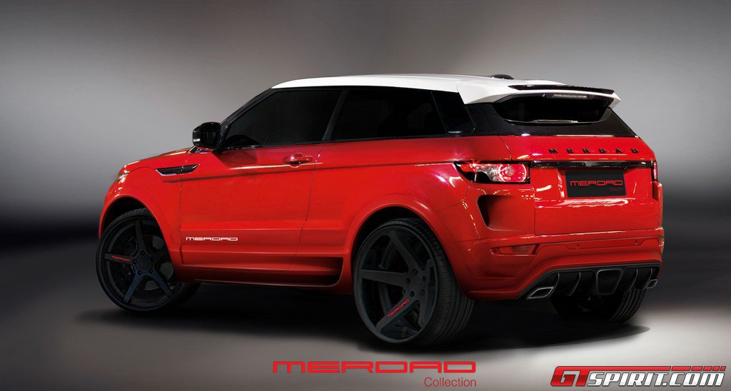 2011 merdad range rover evoque mer nazz dark cars wallpapers. Black Bedroom Furniture Sets. Home Design Ideas