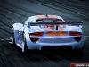 Official Porsche 918 RSR Hybrid Racer
