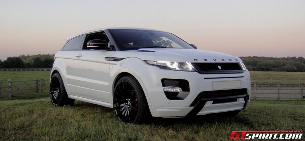 official range rover evoque by revere. Black Bedroom Furniture Sets. Home Design Ideas